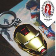 Chaveiro Máscara de Ferro