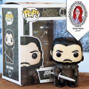 Funko Pop! Game Of Thrones - Jon Snow #49