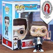Funko Pop! Homem Aranha: De Volta ao Lar - Tony Stark # 226