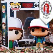 Funko Pop! Stranger Things - Dustin #424