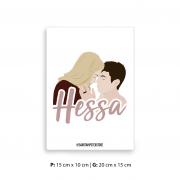 Placa  After Hessa