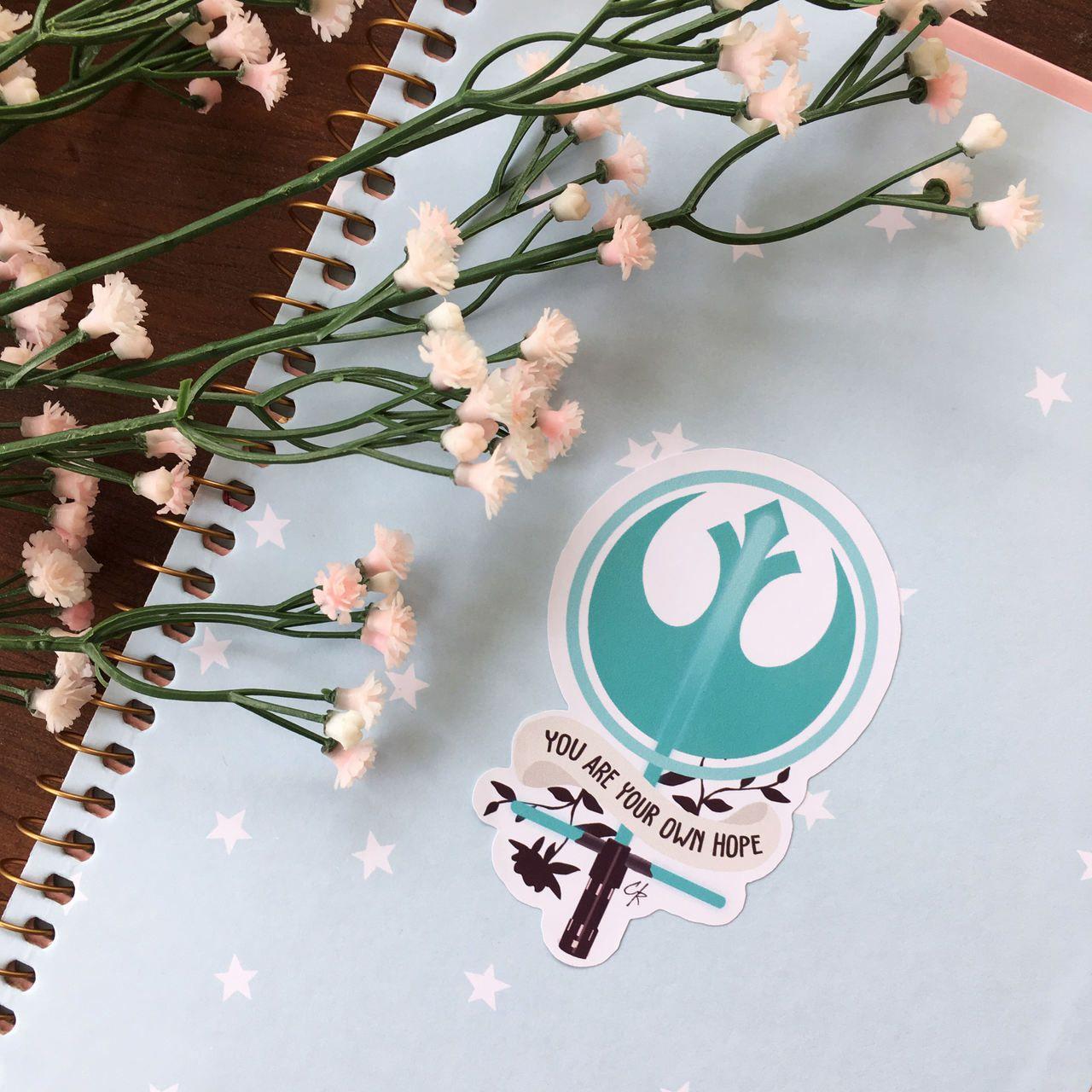 Adesivo Star Own Hope