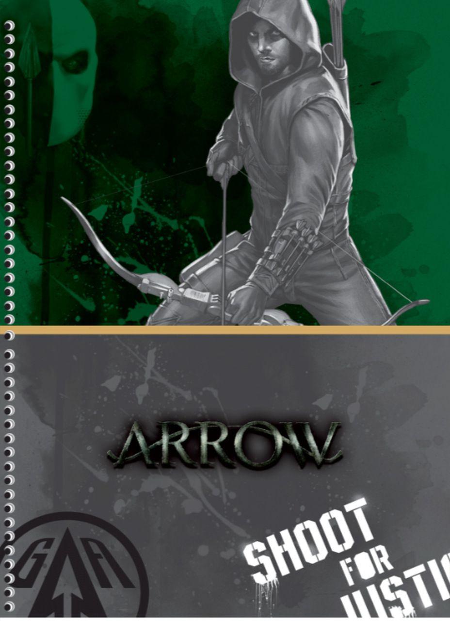Caderno Arrow - Mod. D