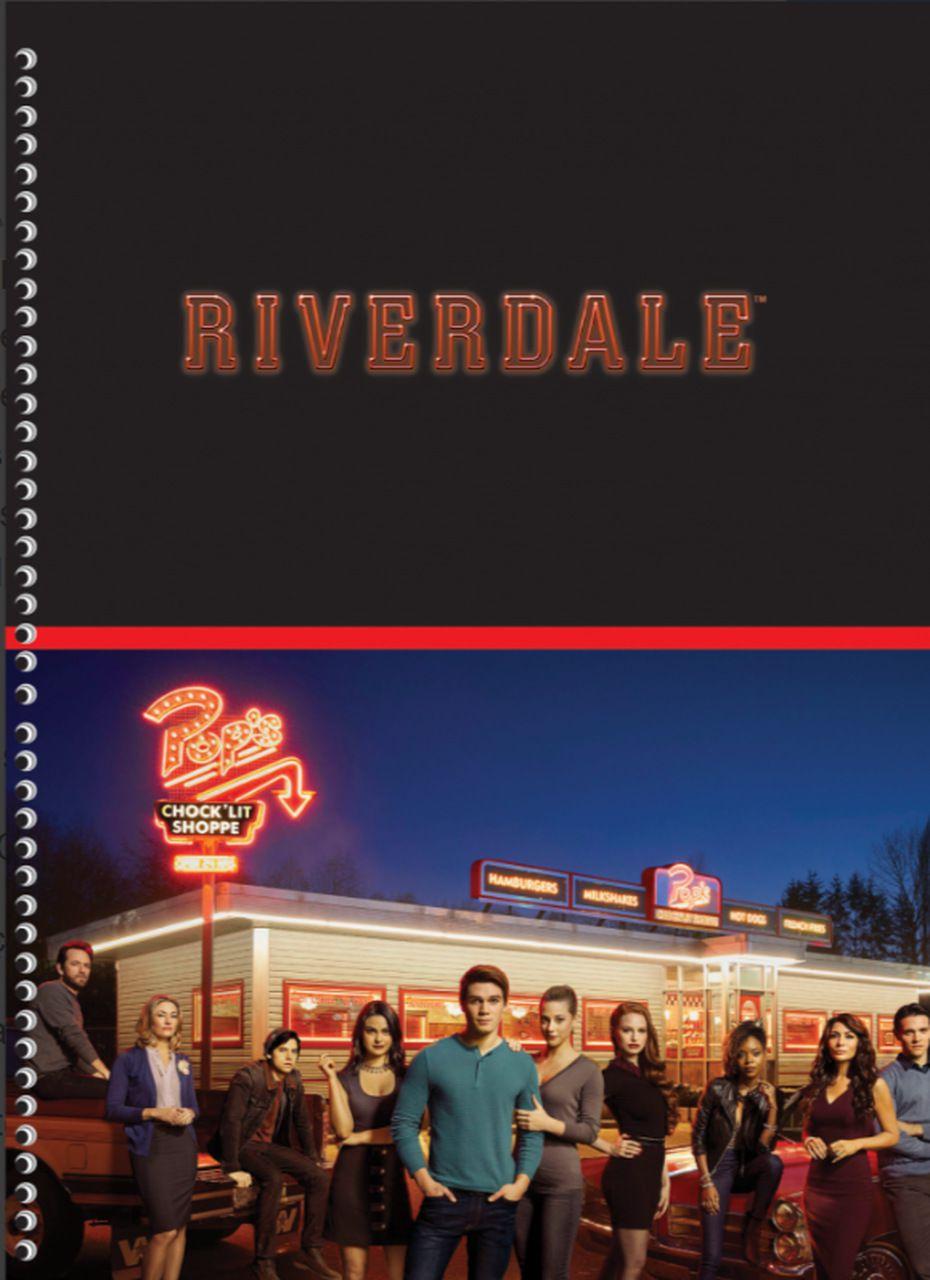 Caderno Riverdale - Jughead Jones Wuz Here