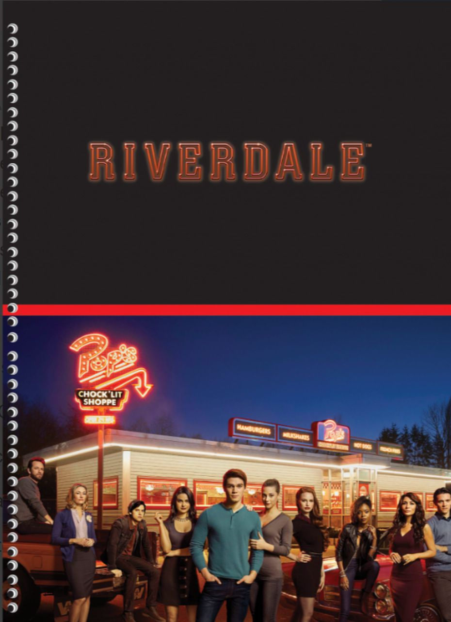 Caderno Riverdale - South Side Serpents