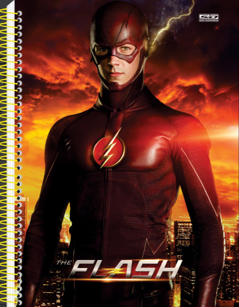 Caderno The Flash - Mod. A