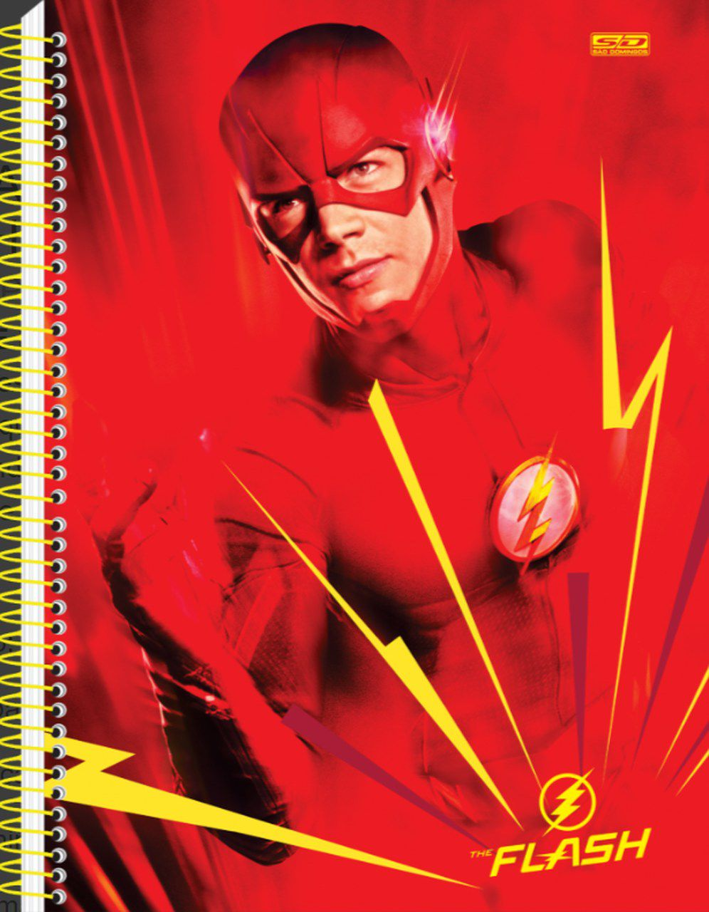 Caderno The Flash - Mod. B