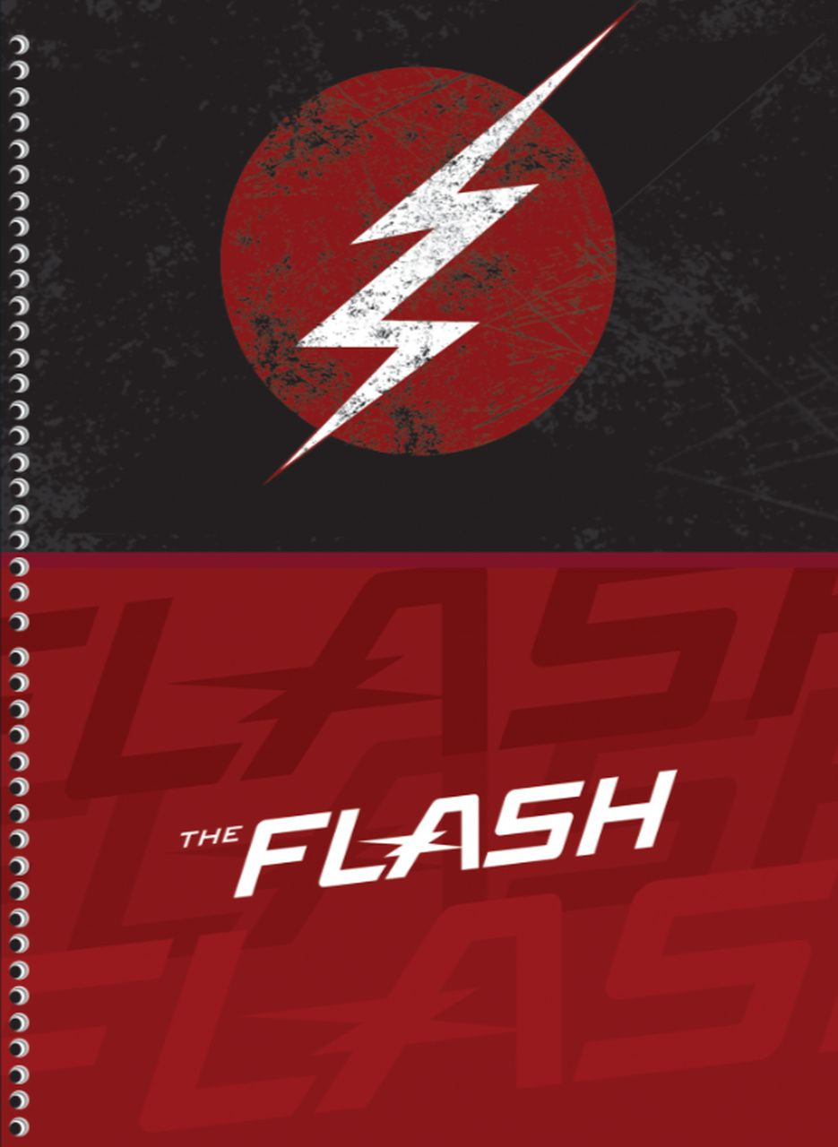 Caderno The Flash - Símbolo
