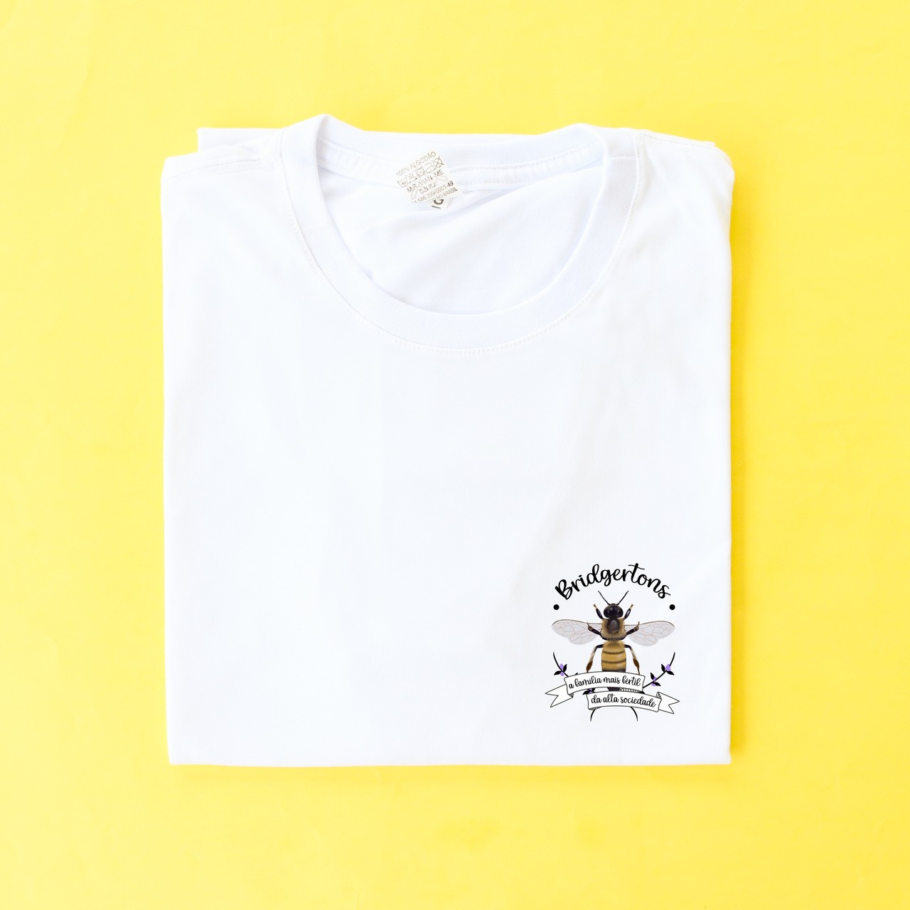 Camiseta A Família Bridger Mais Fértil da Alta Sociedade