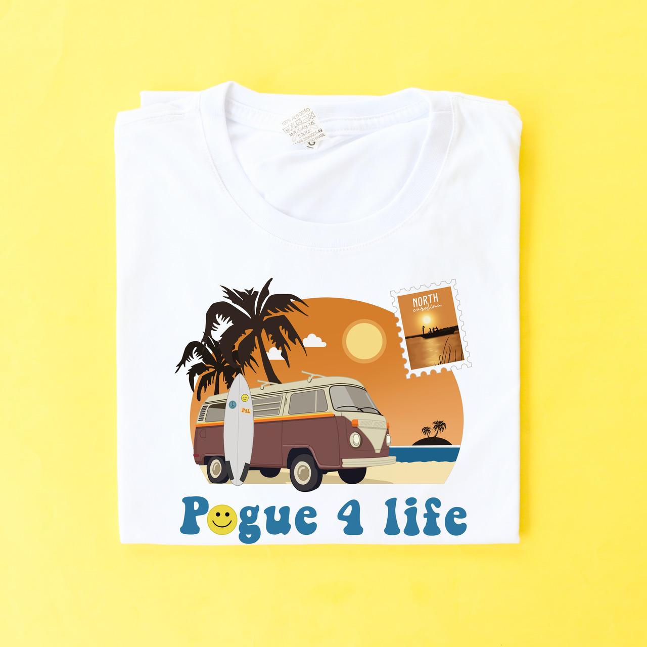 Camiseta Outer Pogue 4 Life