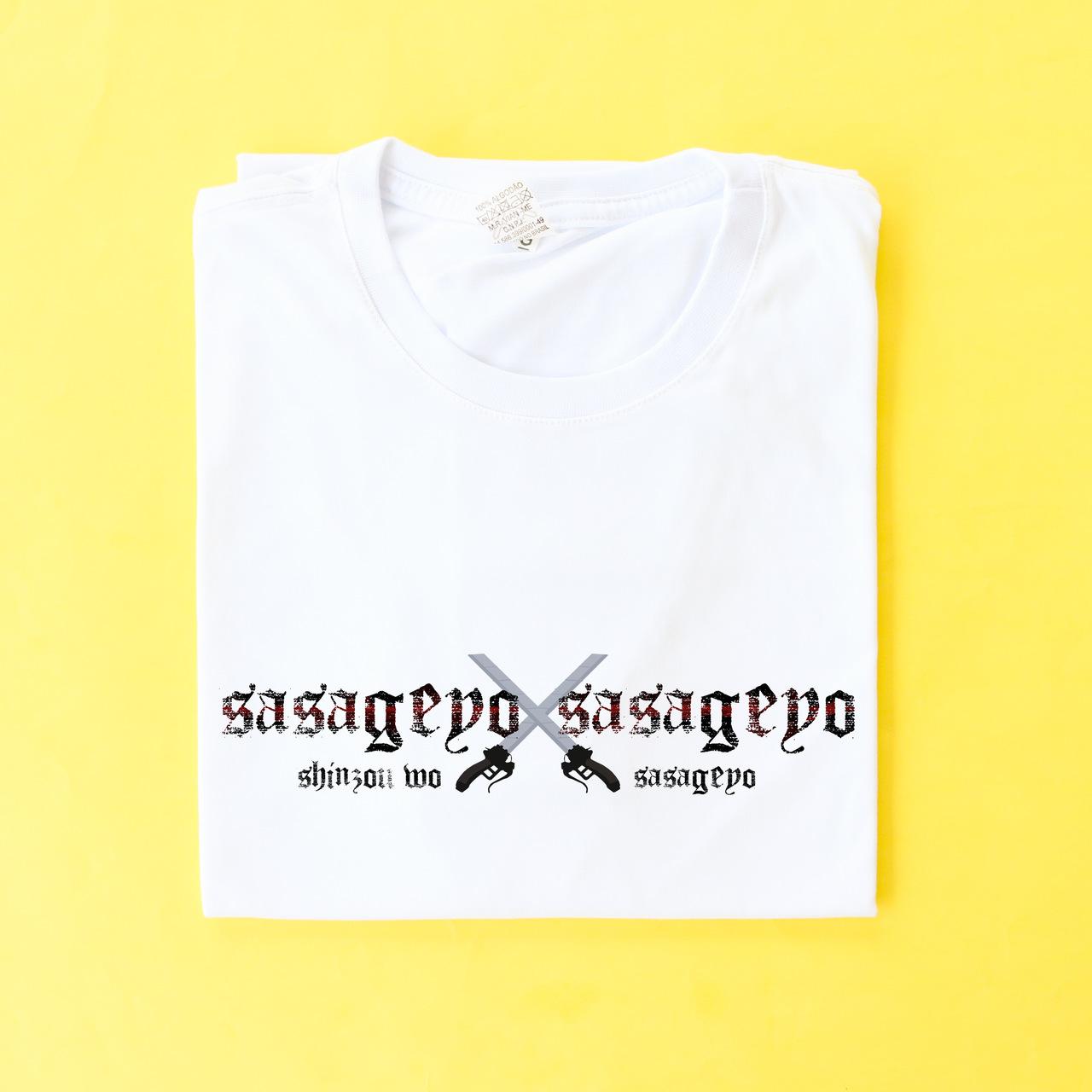 Camiseta Titan Asas Da Liberdade