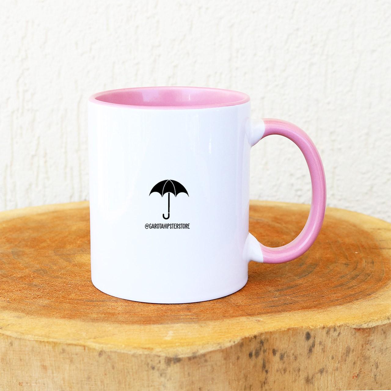 Caneca Umbrella Sobriedade