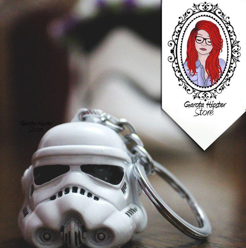 Chaveiro Star Trooper