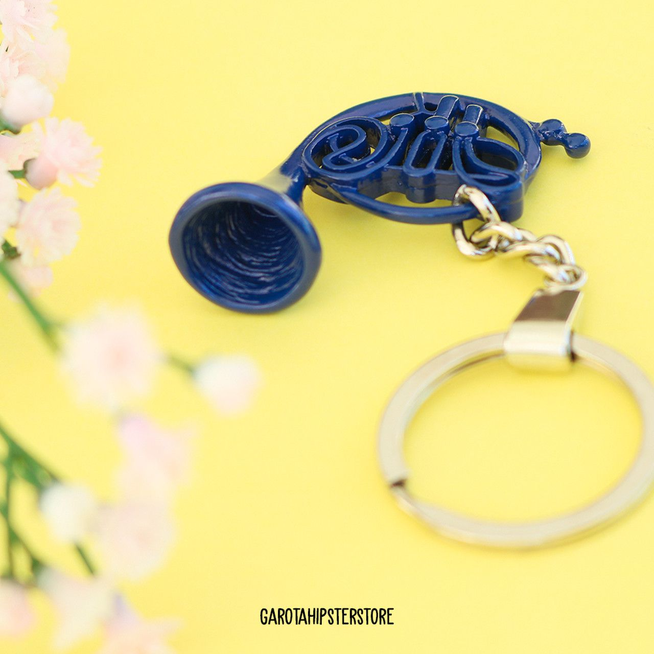 Chaveiro How I -  Trompa Azul