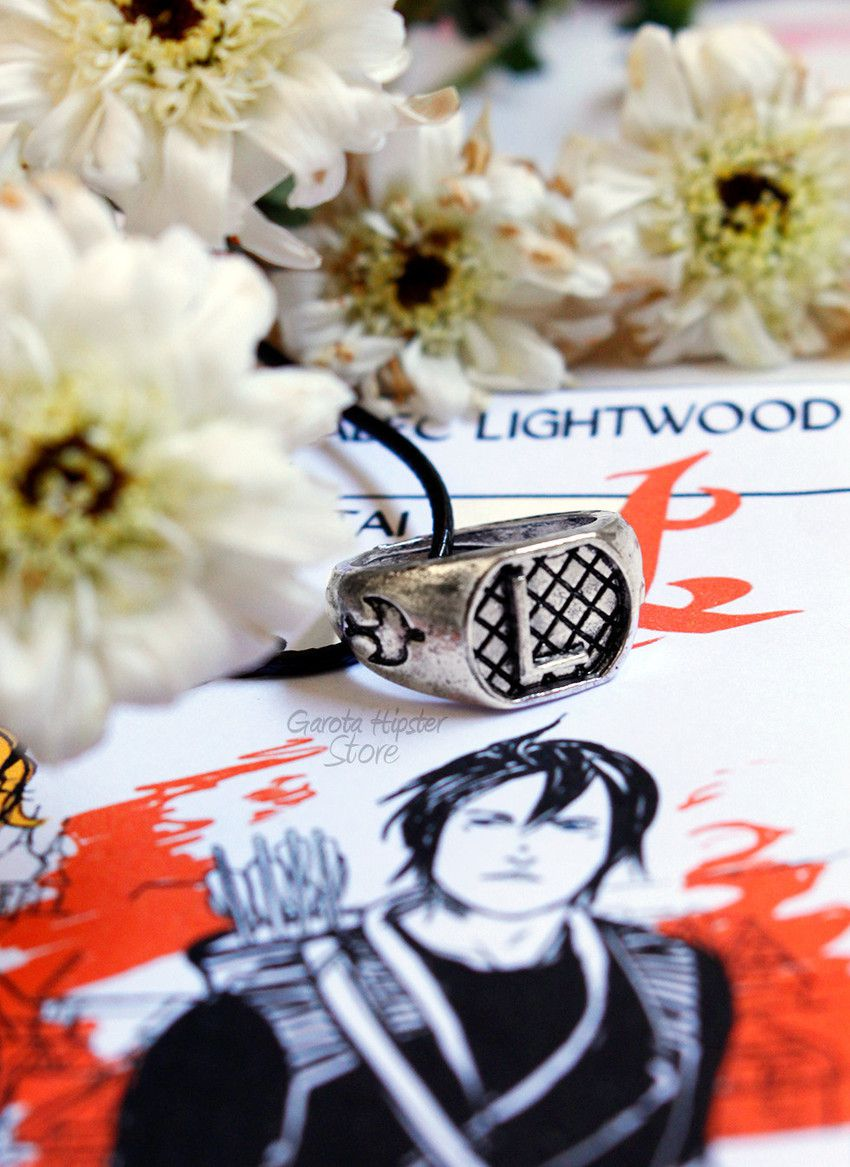 Colar Hunters Anel Lightwood