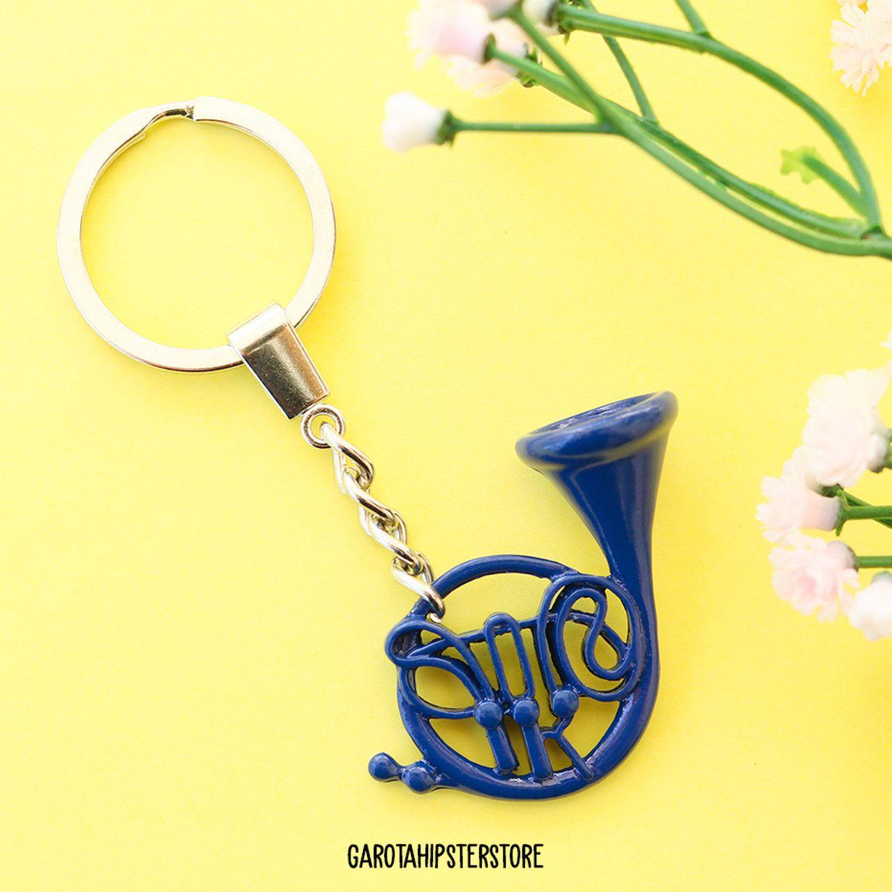 Colar How Guarda-chuva + Chaveiro Trompa