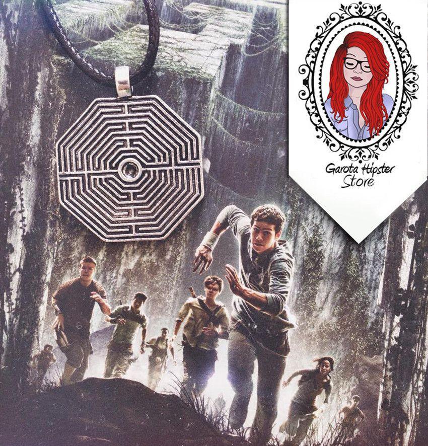 Colar Maze Labirinto
