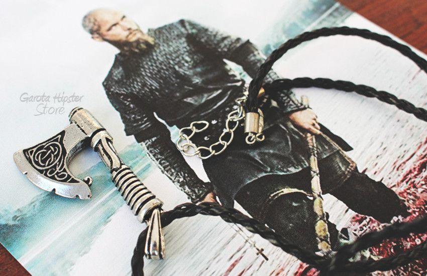 Colar Machado Viking