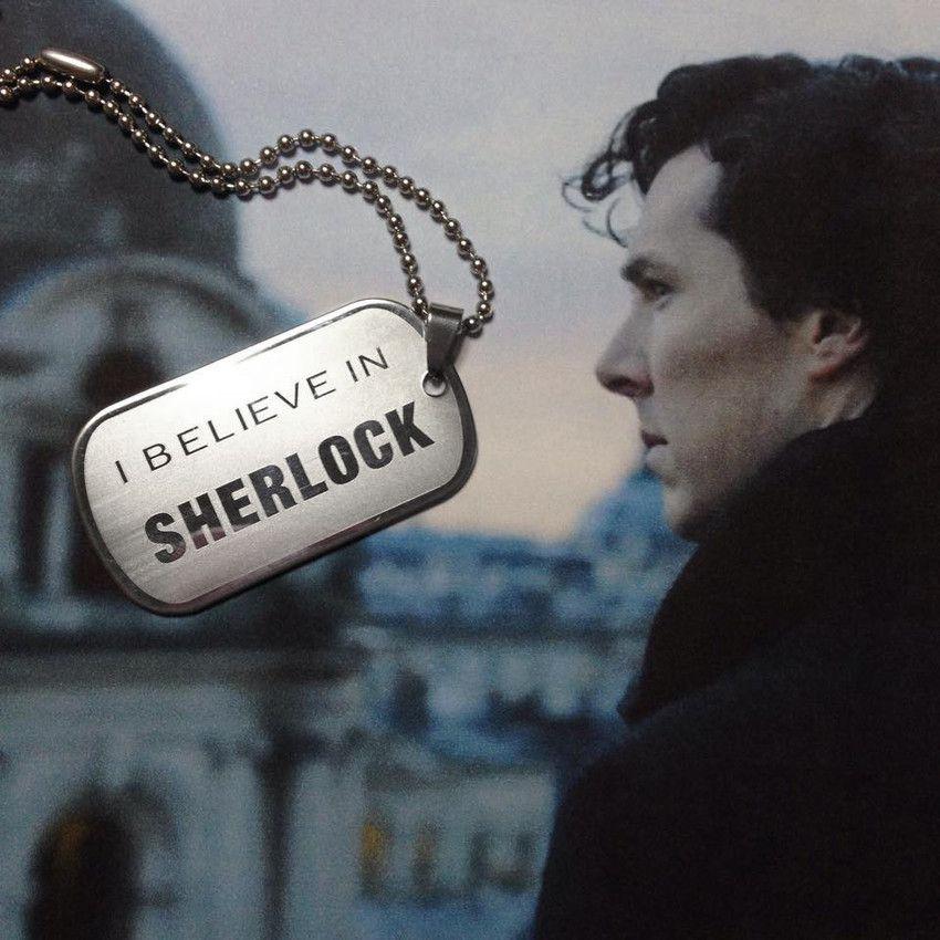 Colar Sherlock