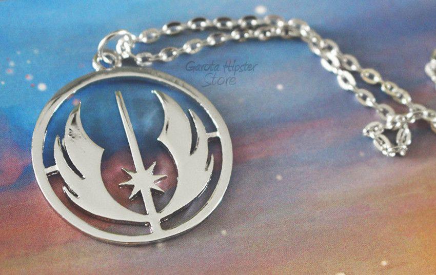 Colar Star Ordem Jedi