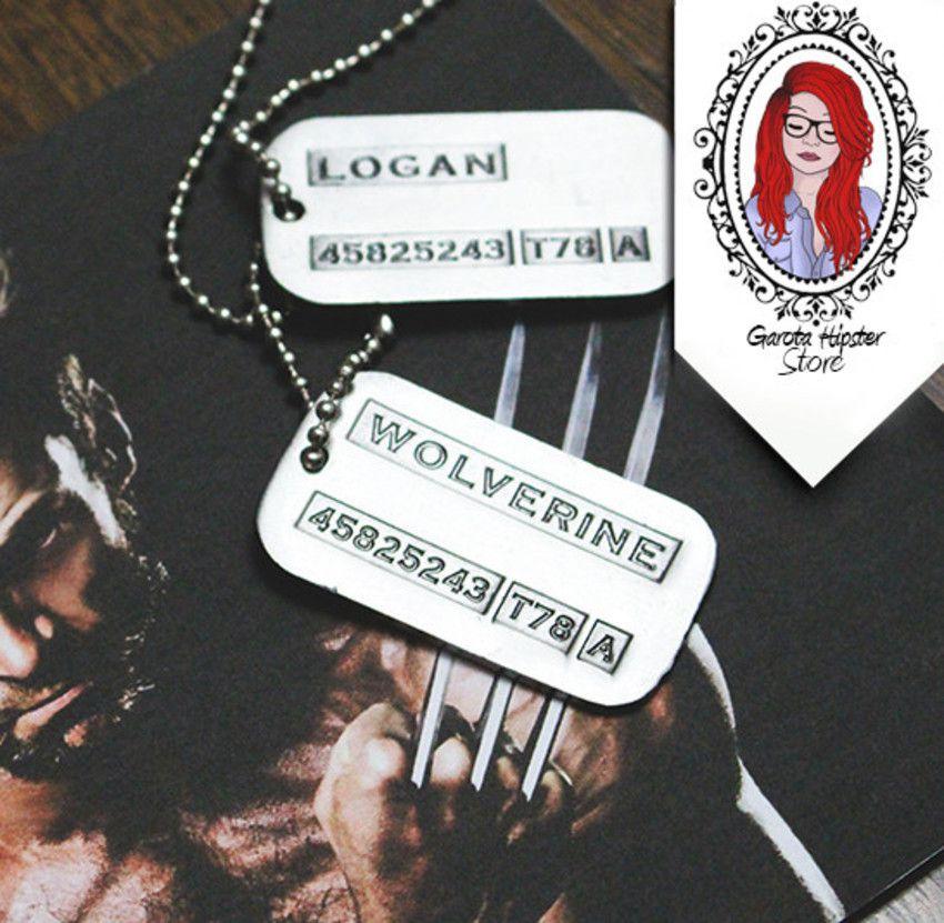 Colar Logan