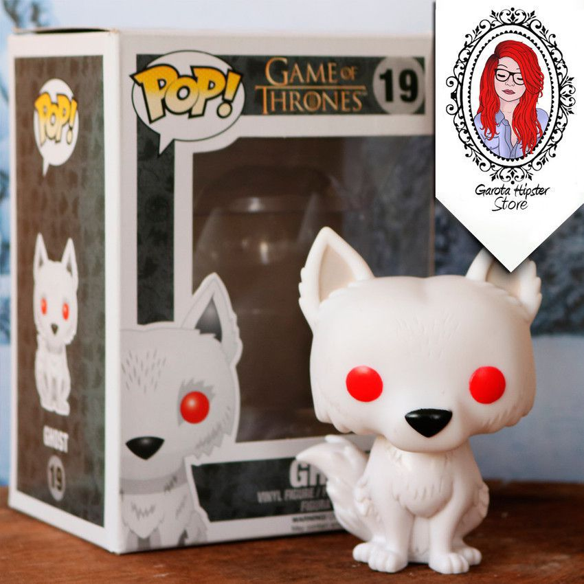 Funko Pop! Game Of Thrones - Ghost #19
