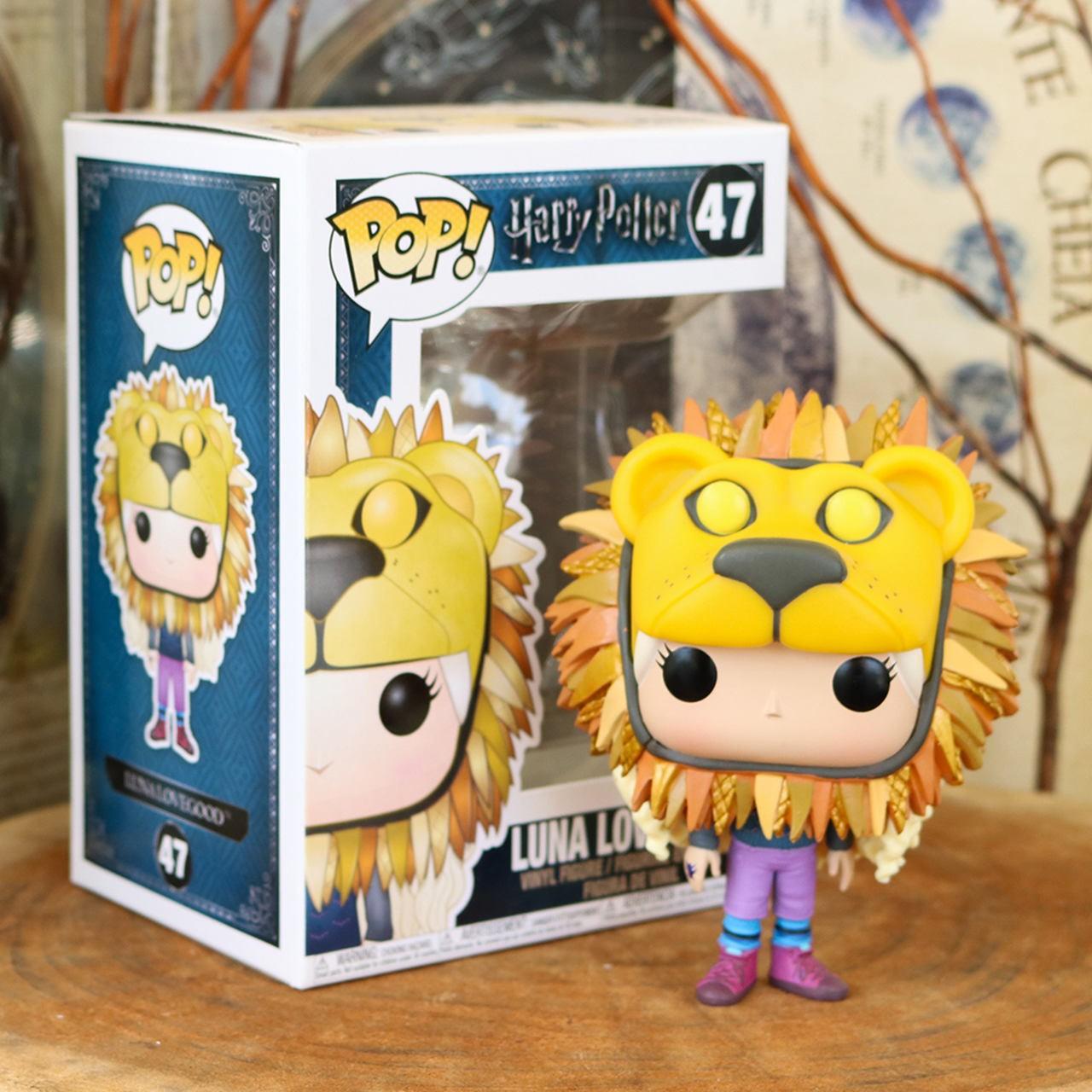 Funko Pop! Harry Potter - Luna Lovegood #47