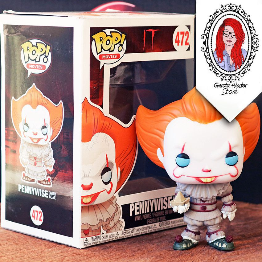 Funko Pop! It - Pennywise (with boat) #472