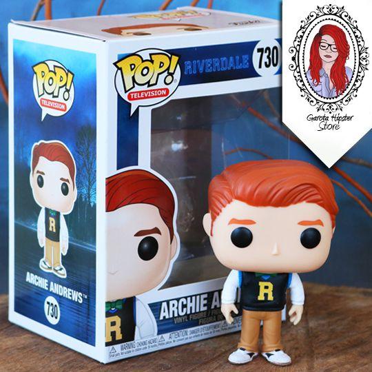 Funko Pop! Riverdale -  Archie Andrews #730
