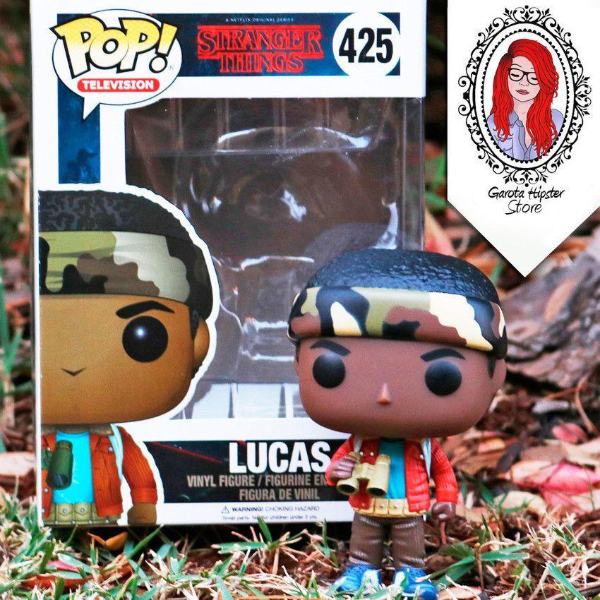 Funko Pop! Stranger Things - Lucas #425
