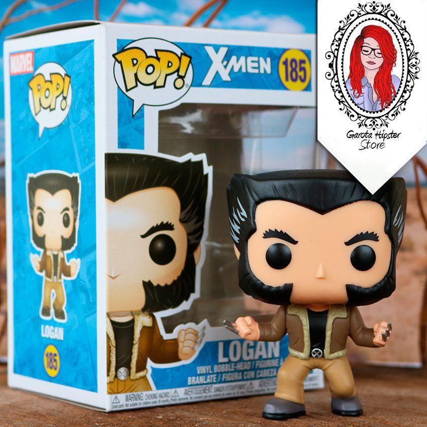 Funko Pop! X-men - Logan #185