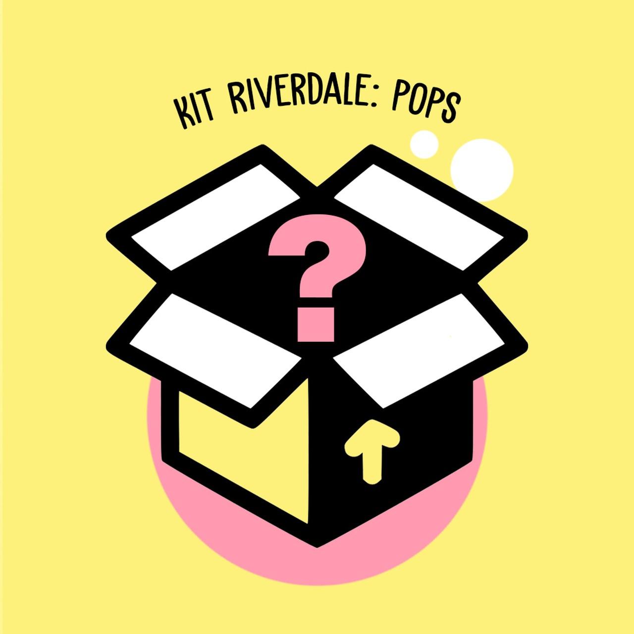 Kit Riverdale Pop's