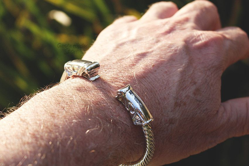 Pulseira Bracelete Viking