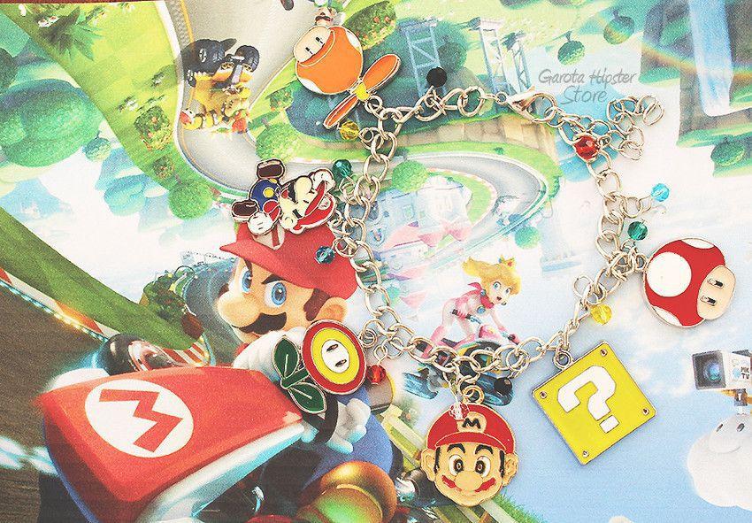 Pulseira Mario