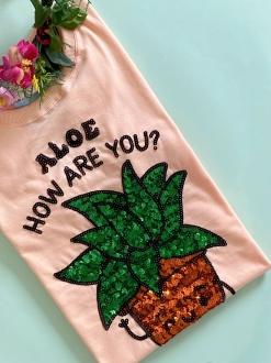 Camiseta Aloe