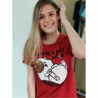 Camiseta Guinea Pig