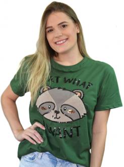 Camiseta I WANT