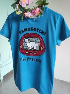 Camiseta Tamagotchi
