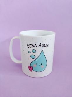 Caneca Beba Água
