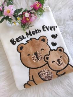 Moletom Best Mom Ever