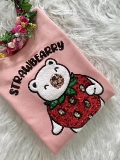Moletom Strawbearry