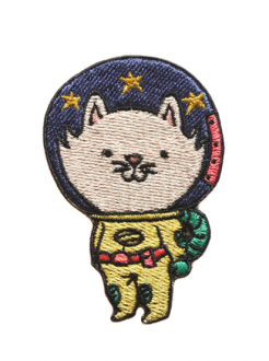 Patch Astro Cat
