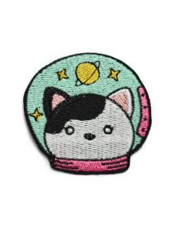 Patch Cat Stronaut