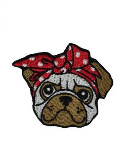 Patch Pug Life