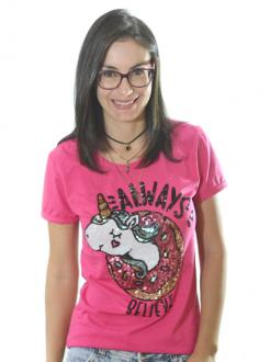 T-shirt Always Pink