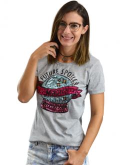 T-shirt Future Spoiler Mescla