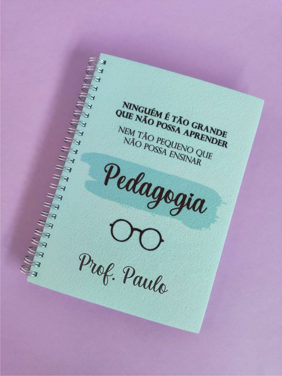 Caderno Pedagogia Professor
