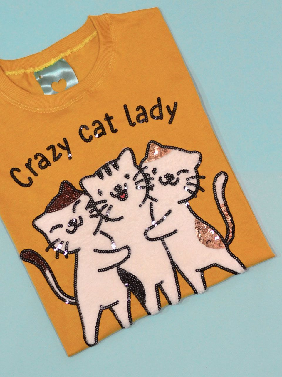 Camiseta Crazy Cat Lady