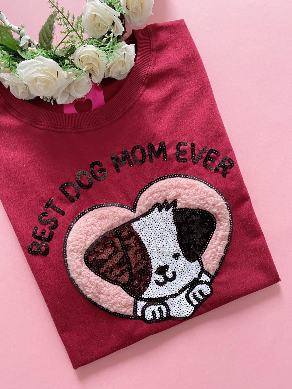 Camiseta DOG mom