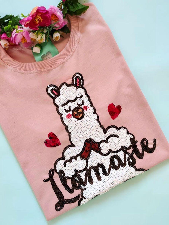 Camiseta Llamaste